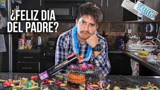 ¿Feliz dia del padre?   Mario Aguilar