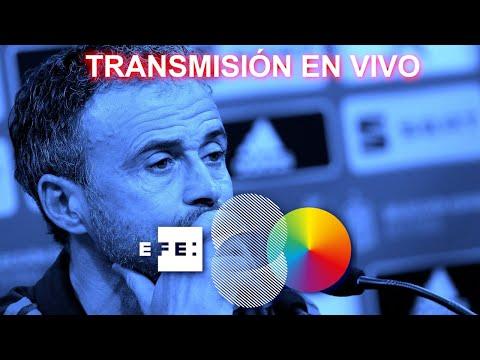 La Federación Española presenta a Luis Enrique como seleccionador del combinado nacional