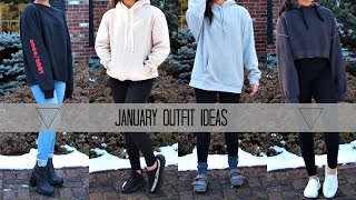 January Outfit Ideas!! | charlene marilyn