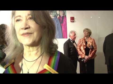 Martha Argerich honored at 2016 Kennedy Center Honors