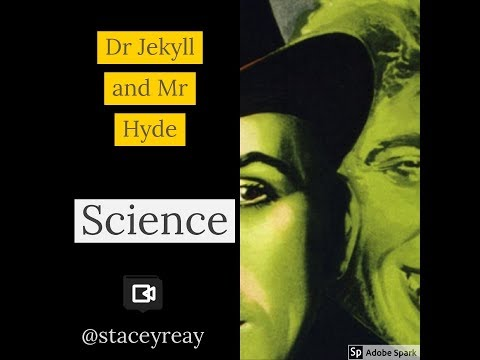 Science, Lanyon and Jekyll - Dr Jekyll and Mr Hyde