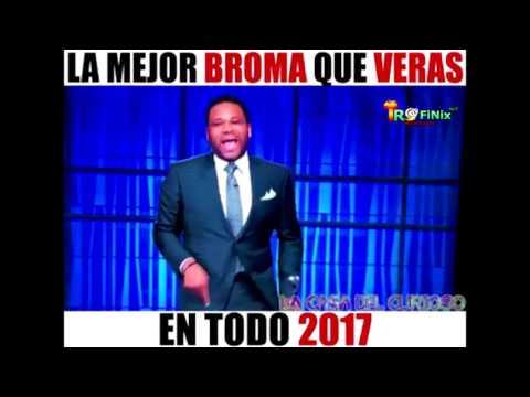 LA MEJOR BROMA QUE VERAS EN TODO EL 2017