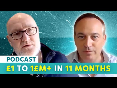 Turning a £1 Acquisition into £1m+ Sale in 11 Months/ Podcast Recording/ Buying a Business For £1