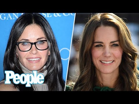 Courteney Cox Defends Jennifer Aniston, Will & Kate in Yukon & More | People NOW | People