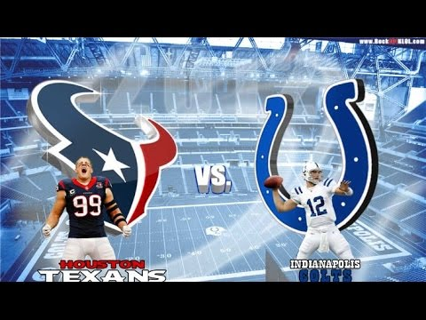 💪🏈 Houston Texans vs. Indianapolis Colts LIVE HD 🏈💪