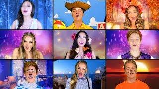 Disney Medley. We Sing Epic Songs from Disney Movies. Totally TV