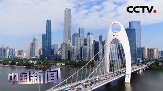 [中国新闻] 华侨华人:粤港澳大湾区兴业正当时   CCTV中文国际