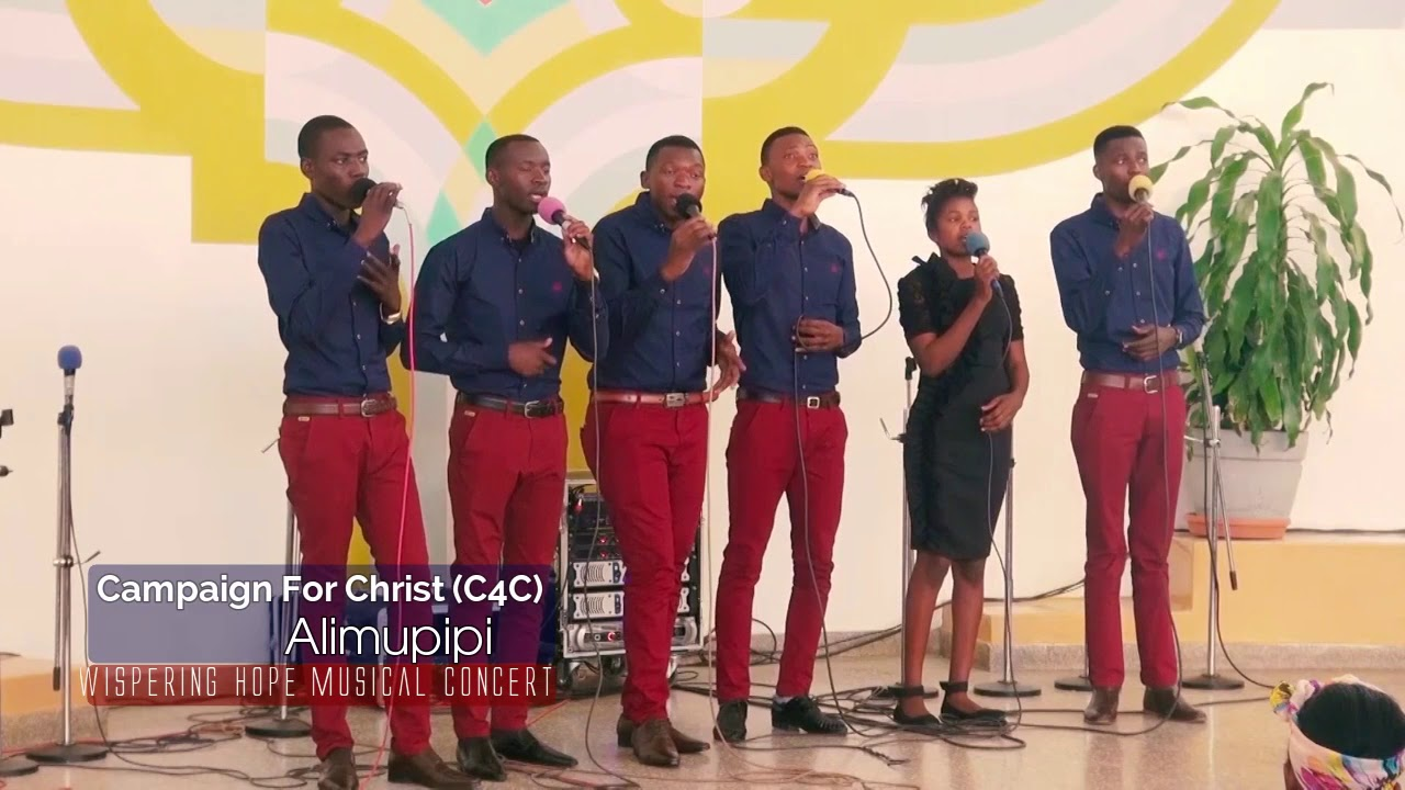 C4C  Campaign 4 Christ Zambia  -  Alimupepi (marrimuso production) #1