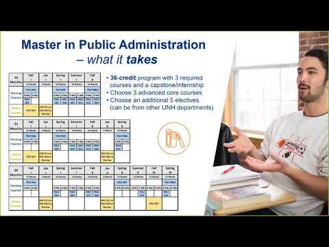 Carsey School's Graduate Degrees Informational Webinar