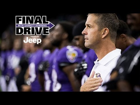 John Harbaugh on the Ravens' protests during national anthem: 'Things aren't ...