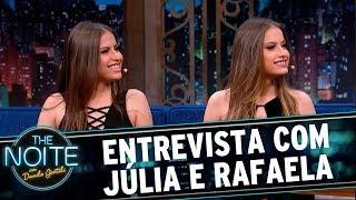 Baixar Entrevista com Júlia e Rafaela | The Noite (28/07/17)
