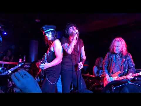 L.A. Guns with Bernie Tormé at The...