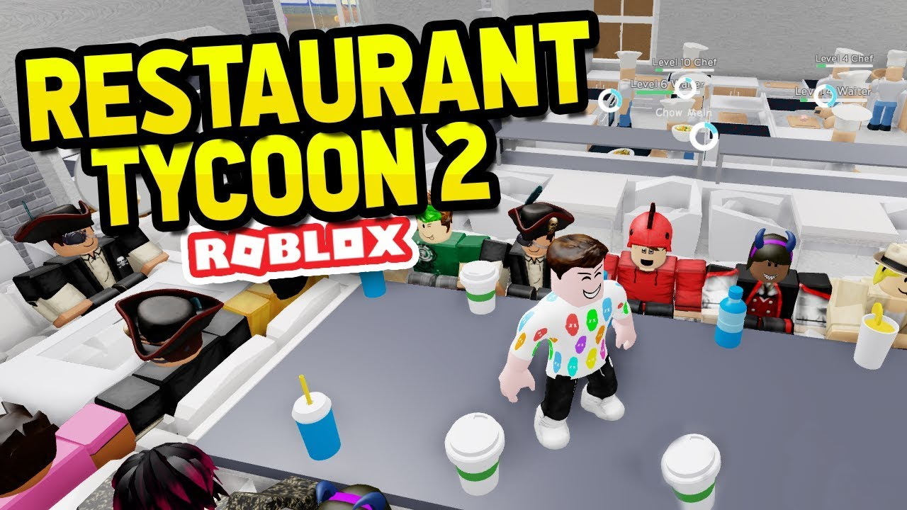 Roblox Restaurant Tycoon 2 How To Unlock Drinks Drinks Update In Restaurant Tycoon 2 Youtube
