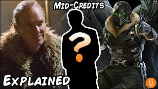 Spider-Man Homecoming Mid-Credits Scene & Sequel Villain Explained