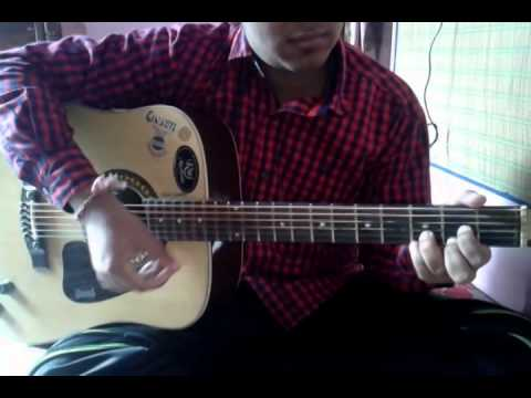Guitar pani da guitar tabs : Pani Da Rang - ( intro strum chords ) | Guitar lesson | easy - YouTube