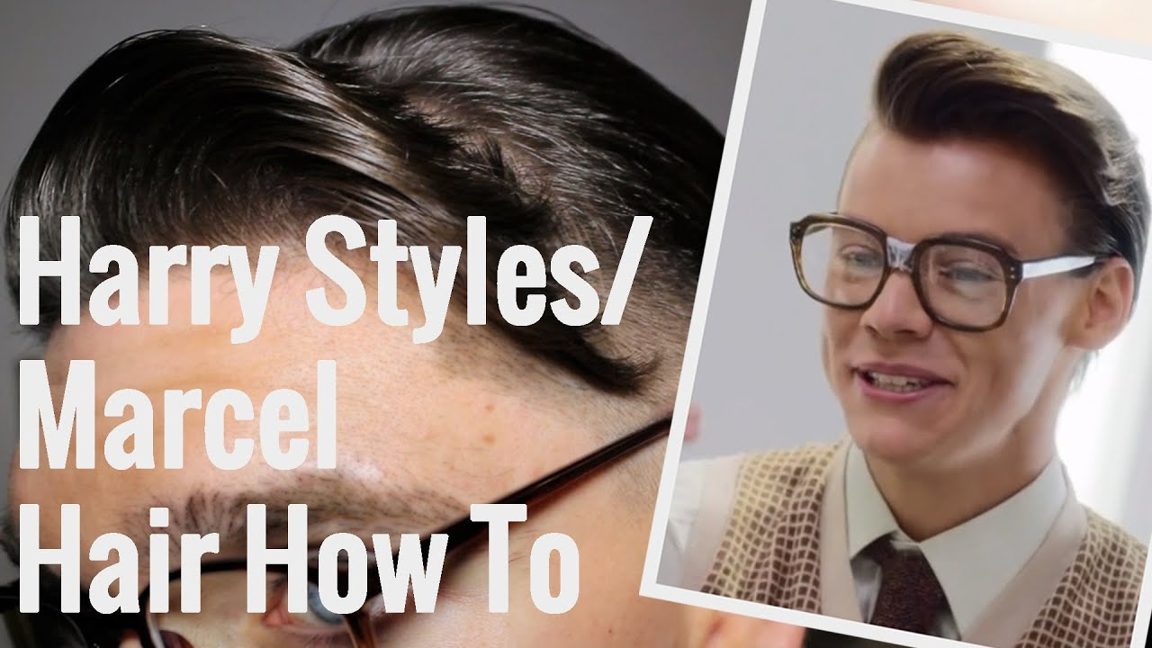 how to have harry styles hair harry styles marcel hair how to 3178 | maxresdefault