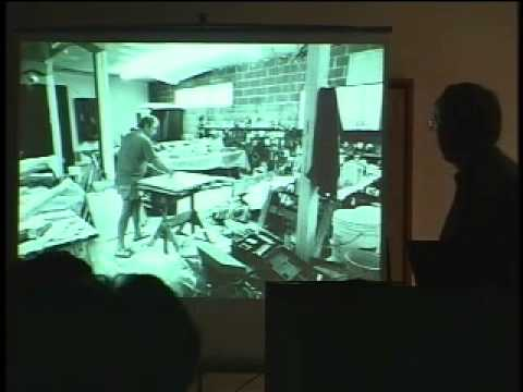 "LECTURE: Donald Lokuta: ""An Intimate Portrait of George Segal"": Spring 2005"