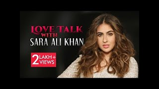 We present an absolutely exciting interview with the young star - sara ali khan. in this exclusive to ambika anand moments before she walked ra...