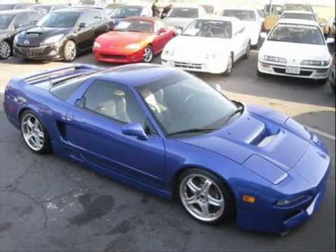 ACURA NSX Speed RARE Factory Color YouTube - 2000 acura nsx for sale