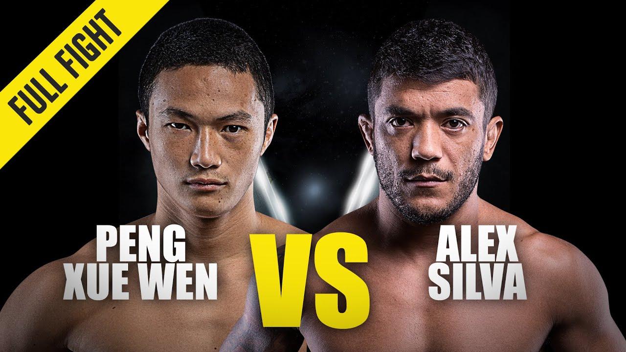 Peng Xue Wen vs. Alex Silva   ONE Full Fight   November 2019