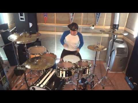 Rev Theory  Hell YeahOST Blue Mountain State drum   Dima Burdin HD