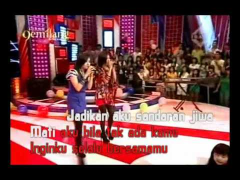 T2 - Cinta Aku Gila karaoke.wmv