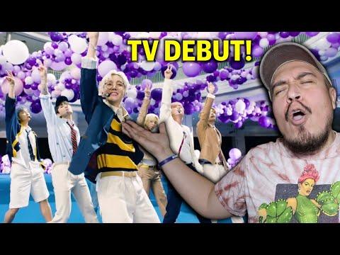 Download BTS: Permission to Dance | Jimmy Fallon REACTION