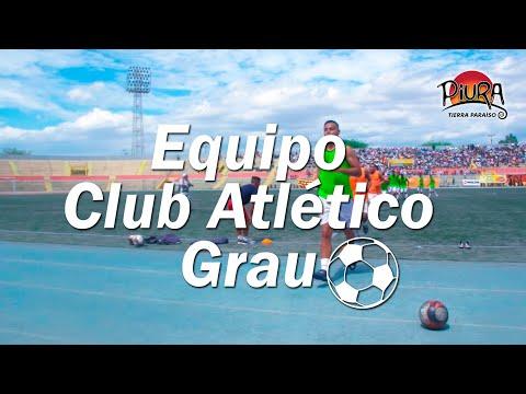 Presentacion de equipo Club Atletico Grau