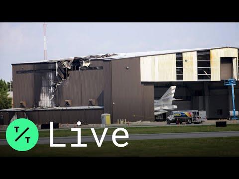 Witness describes deadly Texas plane crash