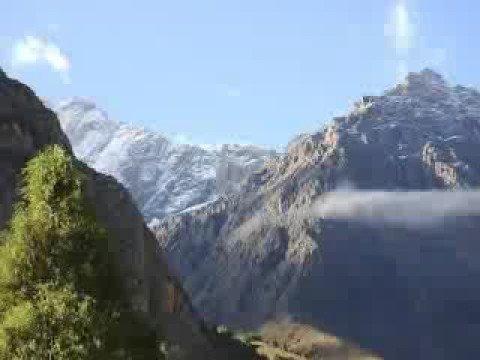 Pomir - Tajikistan