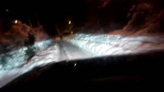 Range rover snow istanbul resitpasa