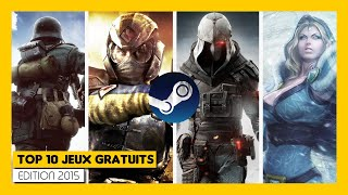 Top10 Jeux Gratuits Steam