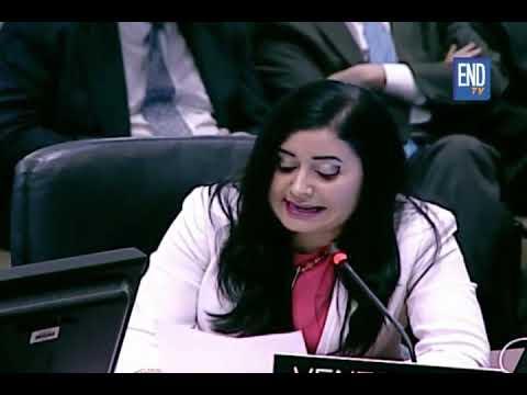 """Representante de Venezuela: """"¡Nos vamos, y a esta OEA nunca vamos a regresar!"""""""