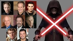 Comparing The Voices - Darth Sidious/Palpatine