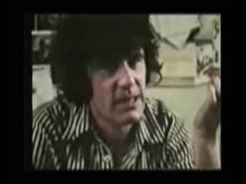 Alex Harvey Interview B A Robertson Pt 01