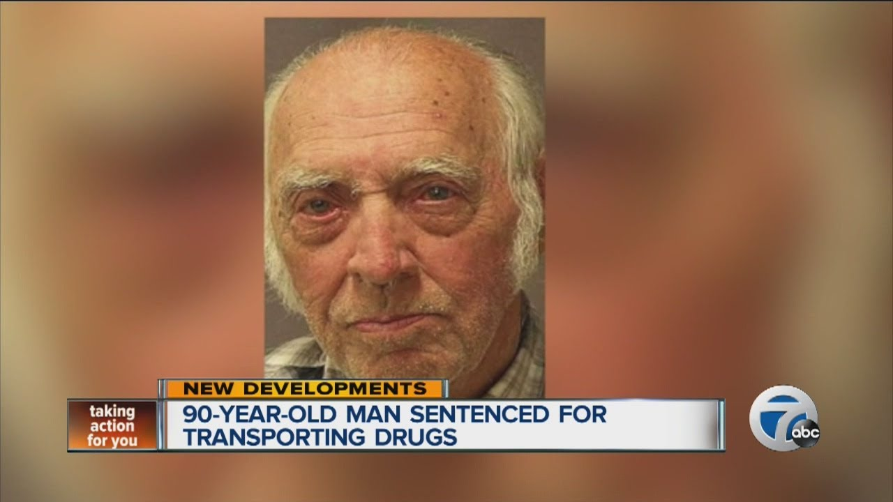 Download 90-year-old man sentenced for transporting drugs