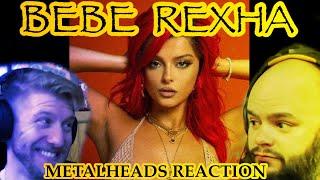 BEBE 👶 | BEBE REXHA - BABY, I'M JEALOUS - Ft. DOJA CAT | Metalheads Reaction