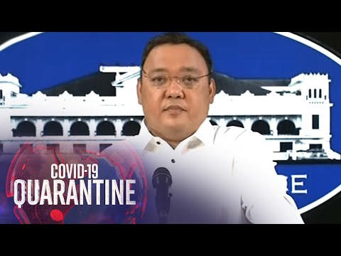 Presidential Spokesman Roque holds press briefing (6 July 2020) | ABS-CBN News
