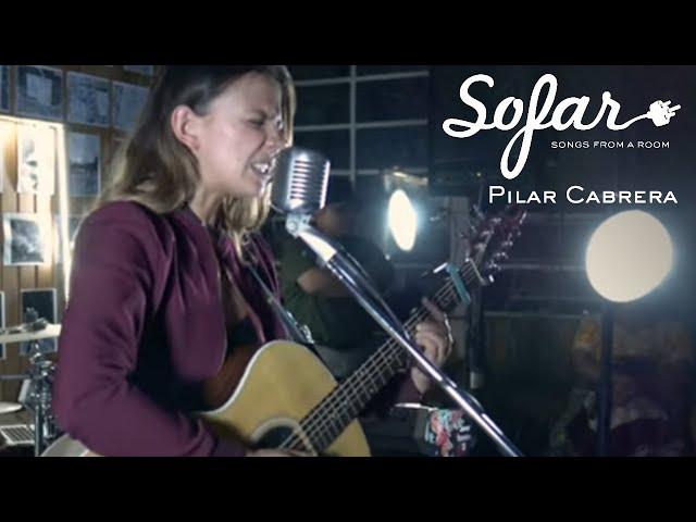 Pilar Cabrera - Contratiempo | Sofar Guatemala City