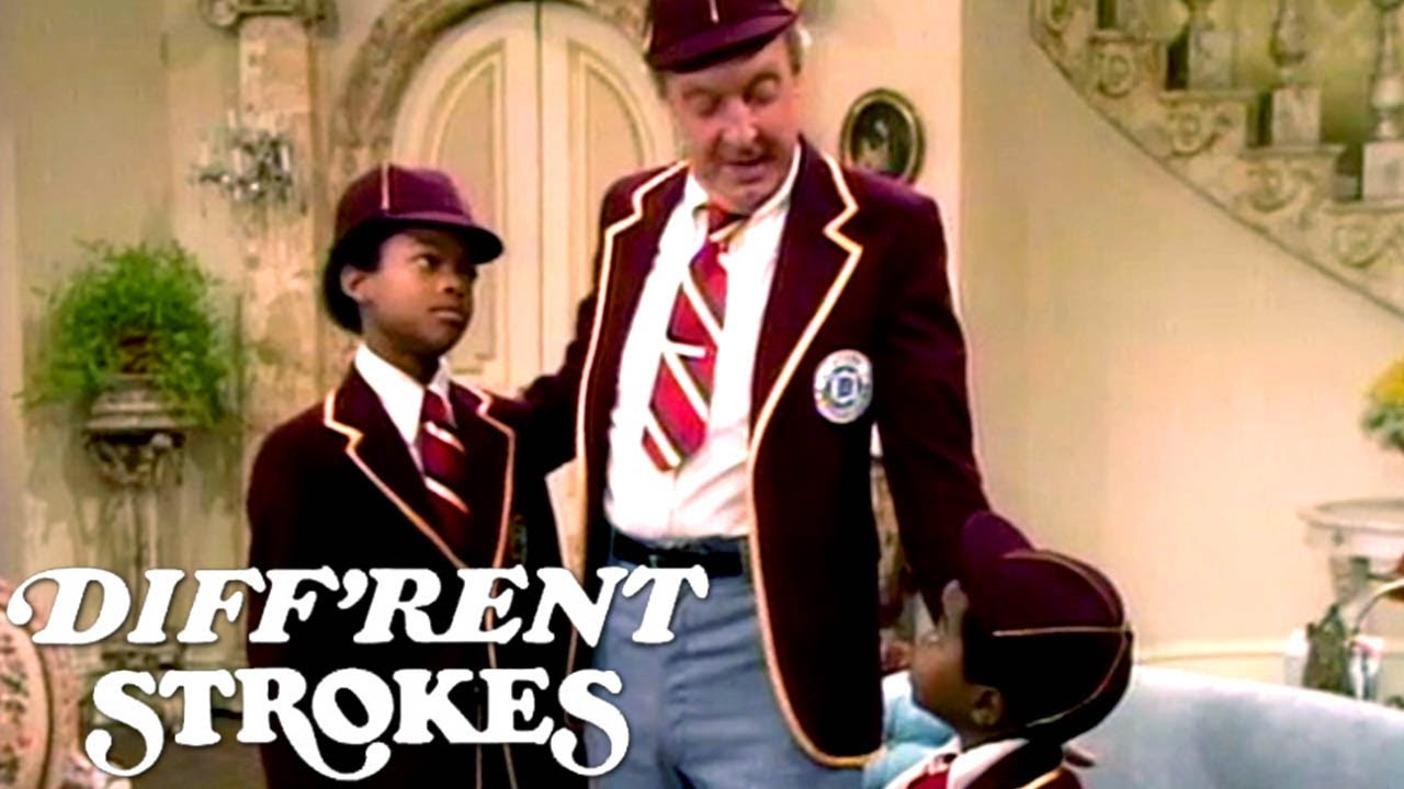 Willis And Arnold Get Ready For Prep School | Diff'rent Strokes