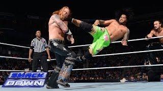 R-Truth & The Usos vs. 3MB: SmackDown, Nov. 8, 2013