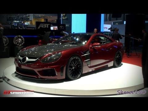 Carlsson Royale Super-GT C25 (Mercedes SL) - Geneva 2011 with GTspirit.com