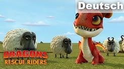 Der Feuerhüter - DRAGONS DIE JUNGEN DRACHENRETTER