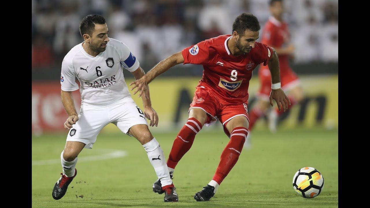 Al Sadd Sc 0 1 Persepolis Fc Afc Champions League 2018 Semi Final First Leg Youtube