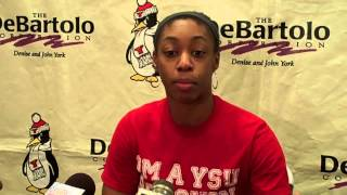 Melissa Thompson Press Conference Comments | Jan. 28, 2013