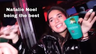 Natalie Noel being the coolest in the Vlogsquad