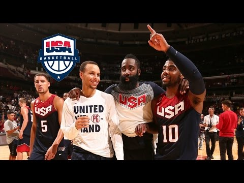 Team USA Full Highlights vs Puerto Rico 2014.8.22 - EVERY PLAY!