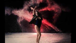 """МУКА"" Александра . Фотосессия в муке / ""FLOUR"" Video Photo session in flour"