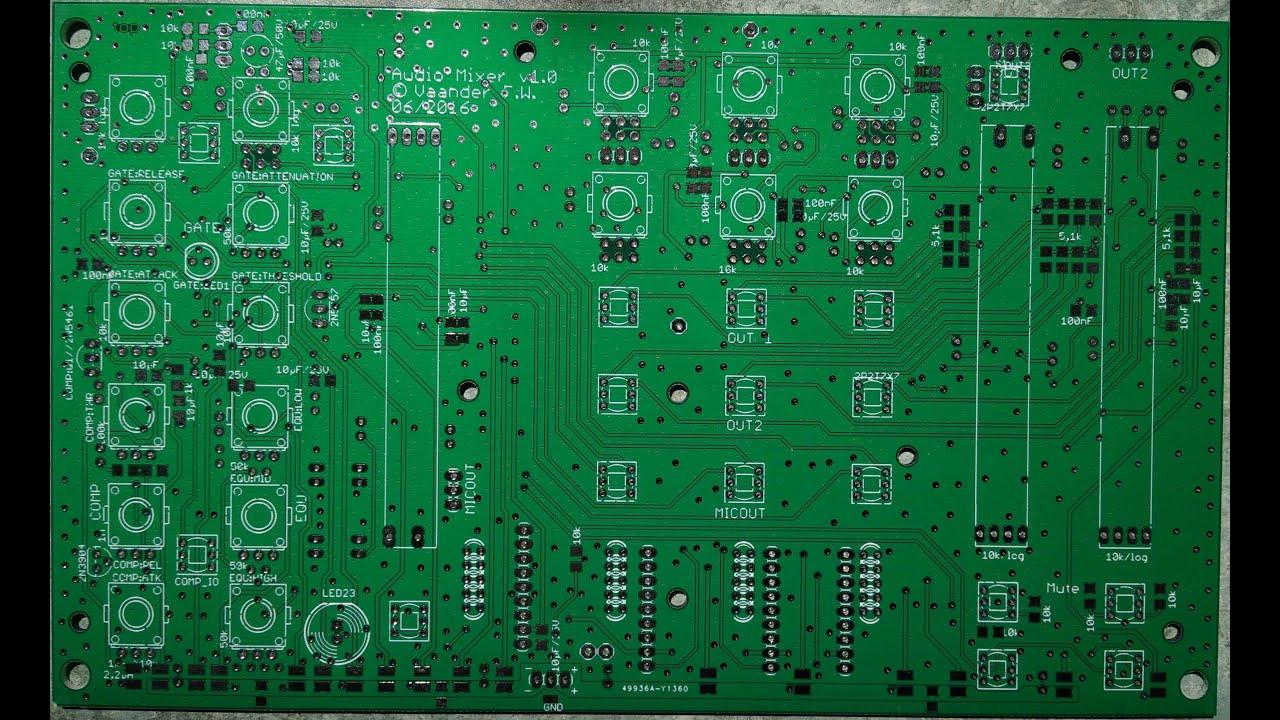 Niedlich Elektronische Pcb Design Software Kostenloser Download ...