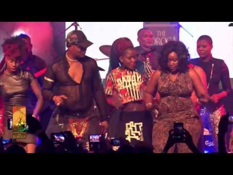 Koffi Olomide performs Loi - Live at The Koroga Festival
